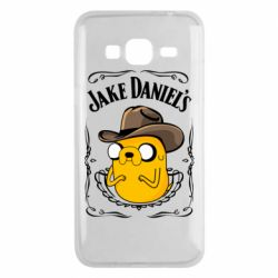 Чохол для Samsung J3 2016 Jack Daniels Adventure Time