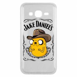 Чохол для Samsung J5 2015 Jack Daniels Adventure Time