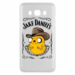 Чохол для Samsung J5 2016 Jack Daniels Adventure Time