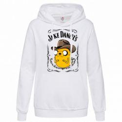 Толстовка жіноча Jack Daniels Adventure Time