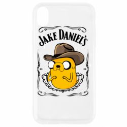 Чохол для iPhone XR Jack Daniels Adventure Time