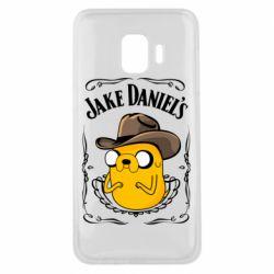 Чохол для Samsung J2 Core Jack Daniels Adventure Time
