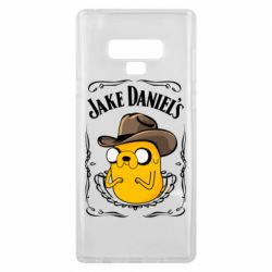 Чохол для Samsung Note 9 Jack Daniels Adventure Time