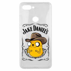 Чохол для Xiaomi Mi8 Lite Jack Daniels Adventure Time