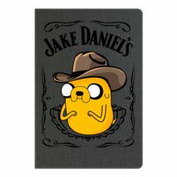 Блокнот А5 Jack Daniels Adventure Time