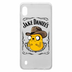 Чохол для Samsung A10 Jack Daniels Adventure Time