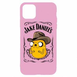 Чохол для iPhone 11 Jack Daniels Adventure Time
