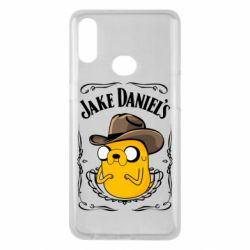 Чохол для Samsung A10s Jack Daniels Adventure Time