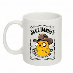 Кружка 320ml Jack Daniels Adventure Time