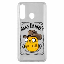 Чохол для Samsung M40 Jack Daniels Adventure Time