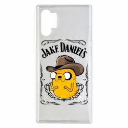 Чохол для Samsung Note 10 Plus Jack Daniels Adventure Time