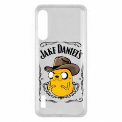 Чохол для Xiaomi Mi A3 Jack Daniels Adventure Time