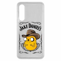 Чохол для Xiaomi Mi9 SE Jack Daniels Adventure Time