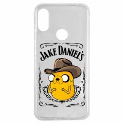 Чохол для Xiaomi Redmi Note 7 Jack Daniels Adventure Time