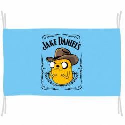 Прапор Jack Daniels Adventure Time