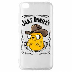 Чохол для Xiaomi Redmi Go Jack Daniels Adventure Time