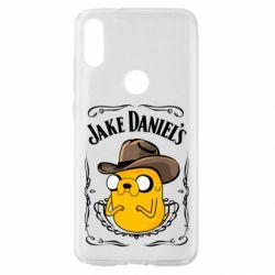 Чохол для Xiaomi Mi Play Jack Daniels Adventure Time