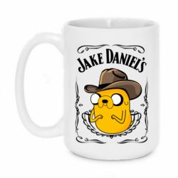 Кружка 420ml Jack Daniels Adventure Time