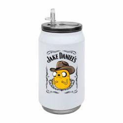 Термобанка 350ml Jack Daniels Adventure Time