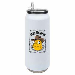 Термобанка 500ml Jack Daniels Adventure Time