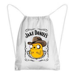Рюкзак-мішок Jack Daniels Adventure Time