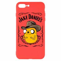 Чохол для iPhone 7 Plus Jack Daniels Adventure Time
