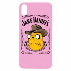 Чохол для iPhone X/Xs Jack Daniels Adventure Time