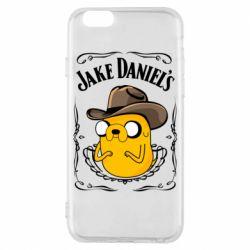 Чохол для iPhone 6/6S Jack Daniels Adventure Time
