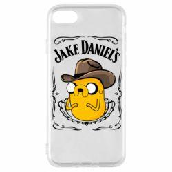 Чохол для iPhone 8 Jack Daniels Adventure Time