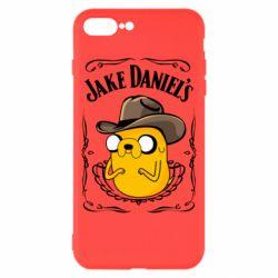Чохол для iPhone 8 Plus Jack Daniels Adventure Time