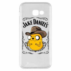 Чохол для Samsung A5 2017 Jack Daniels Adventure Time