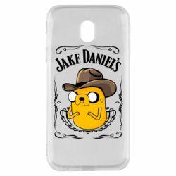 Чохол для Samsung J3 2017 Jack Daniels Adventure Time