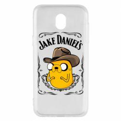 Чохол для Samsung J5 2017 Jack Daniels Adventure Time