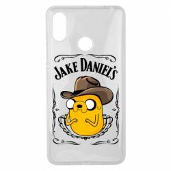 Чохол для Xiaomi Mi Max 3 Jack Daniels Adventure Time