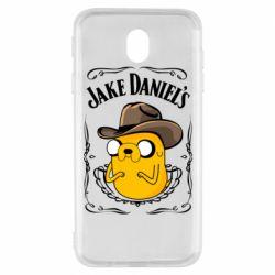 Чохол для Samsung J7 2017 Jack Daniels Adventure Time