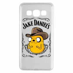 Чохол для Samsung A3 2015 Jack Daniels Adventure Time