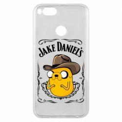 Чохол для Xiaomi Mi A1 Jack Daniels Adventure Time