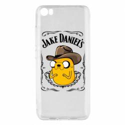 Чохол для Xiaomi Mi5/Mi5 Pro Jack Daniels Adventure Time