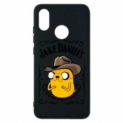 Чохол для Xiaomi Mi8 Jack Daniels Adventure Time