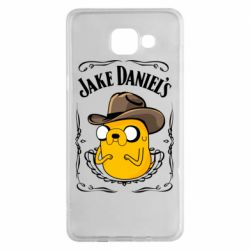 Чохол для Samsung A5 2016 Jack Daniels Adventure Time