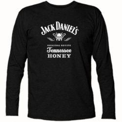 Футболка с длинным рукавом Jack Daniels Tennessee - FatLine