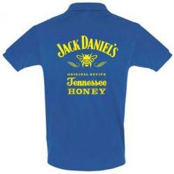 Футболка Поло Jack Daniels Tennessee - FatLine
