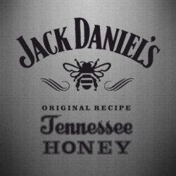 Наклейка Jack Daniels Tennessee - FatLine