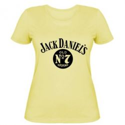 Женская футболка Jack - FatLine