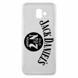 Чехол для Samsung J6 Plus 2018 Jack