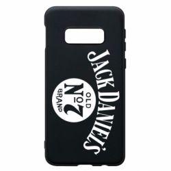Чехол для Samsung S10e Jack