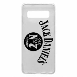 Чехол для Samsung S10 Jack