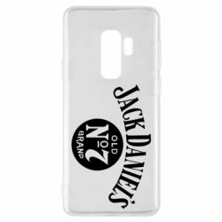 Чехол для Samsung S9+ Jack
