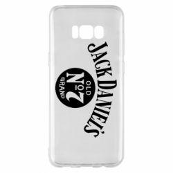Чехол для Samsung S8+ Jack
