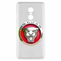 Чехол для Xiaomi Redmi Note 4x Jaguar emblem